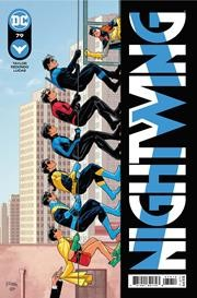 NIGHTWING #79 Second Printing