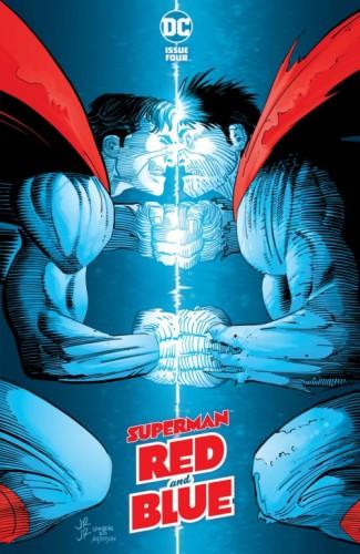 SUPERMAN RED & BLUE #4 (OF 6) CVR A JOHN ROMITA JR & KLAUS JANSON