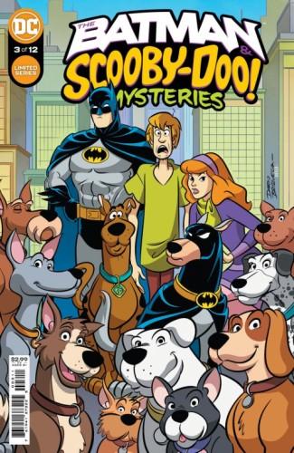BATMAN & SCOOBY-DOO MYSTERIES #3