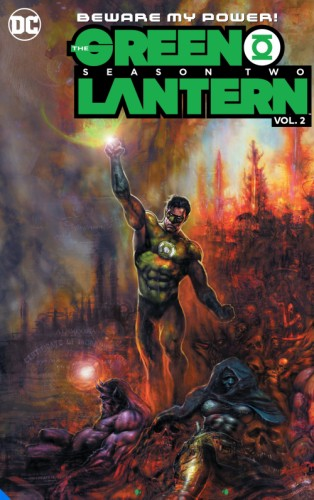 GREEN LANTERN SEASON TWO VOL 2 HC