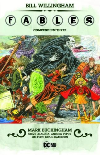 FABLES COMPENDIUM 3 TP