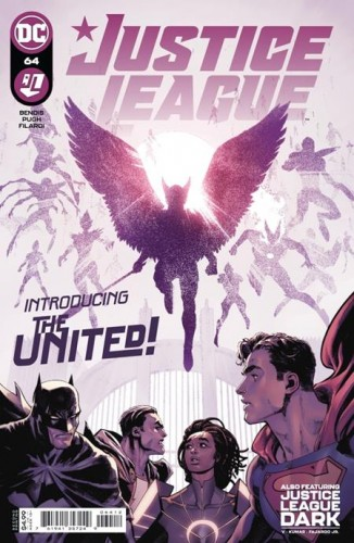 JUSTICE LEAGUE #64 Second Printing