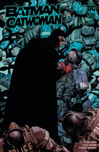 BATMAN CATWOMAN #7 (OF 12) CVR A CLAY MANN