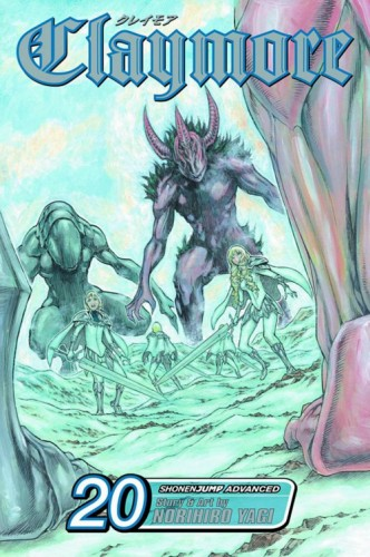 CLAYMORE GN VOL 20