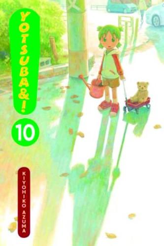 YOTSUBA & ! GN VOL 10
