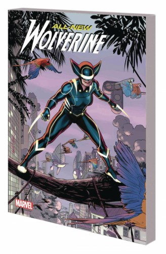 ALL NEW WOLVERINE TP VOL 06 OLD WOMAN LAURA