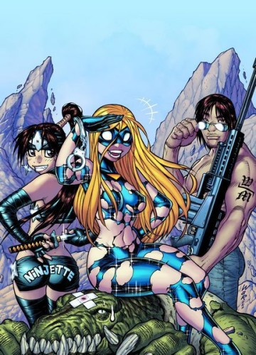 EMPOWERED TP VOL 02 NEW PTG