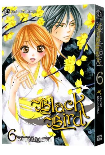 BLACK BIRD GN VOL 06