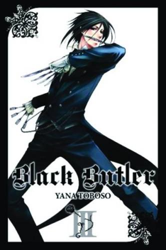 BLACK BUTLER GN VOL 03 NEW PTG