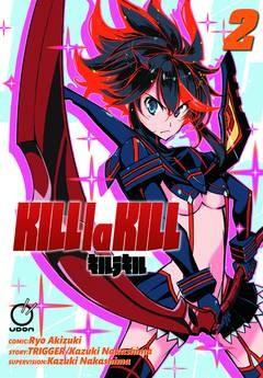 KILL LA KILL GN VOL 02