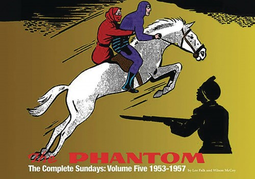 PHANTOM COMP SUNDAYS HC VOL 05 1953-1957