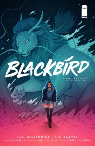 BLACKBIRD #1 2ND PTG