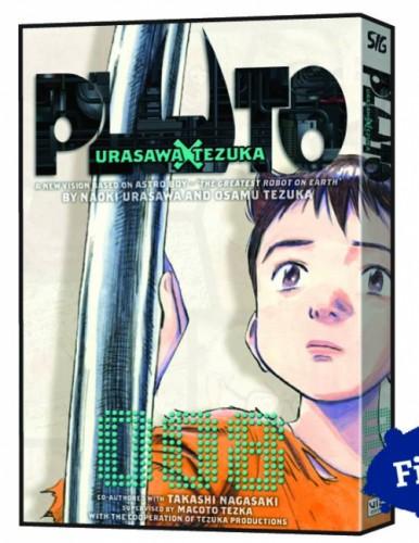 PLUTO GN VOL 08 (OF 8) URASAWA X TEZUKA
