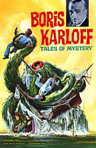BORIS KARLOFF TALES OF MYSTERY ARCHIVES HC VOL 05