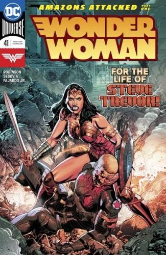 WONDER WOMAN #41