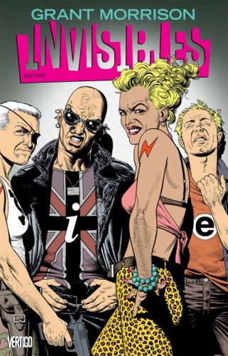 INVISIBLES TP BOOK 03