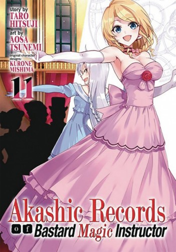 AKASHIC RECORDS OF BASTARD MAGICAL INSTRUCTOR GN VOL 11