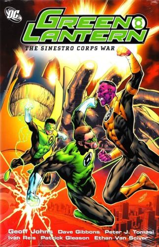 GREEN LANTERN HC VOL 02 THE SINESTRO CORPS WAR