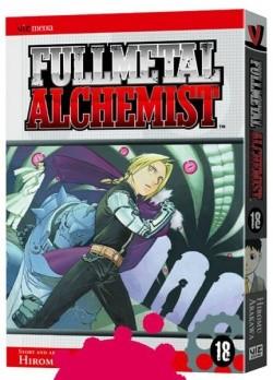 FULLMETAL ALCHEMIST TP VOL 18