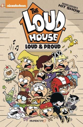 LOUD HOUSE HC VOL 06 LOUD & PROUD