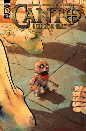 CANTO & CITY OF GIANTS #1 (OF 3)