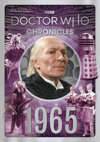 DOCTOR WHO CHRONICLES TP VOL 01