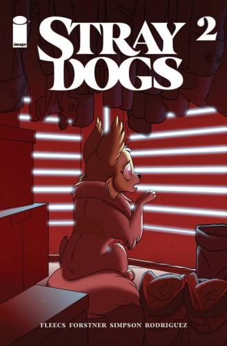 STRAY DOGS #2 2ND PTG