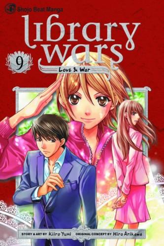 LIBRARY WARS LOVE & WAR GN VOL 09