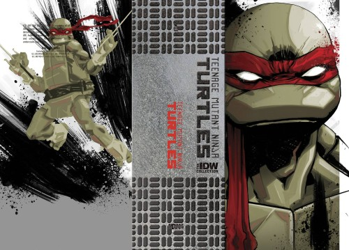 TMNT ONGOING  COLL HC VOL 01