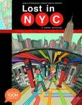 LOST IN NYC SUBWAY ADVENTURE HC