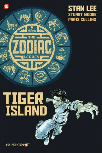 ZODIAC HC VOL 01 TIGER ISLAND
