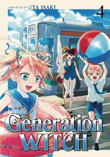 GENERATION WITCH GN VOL 04