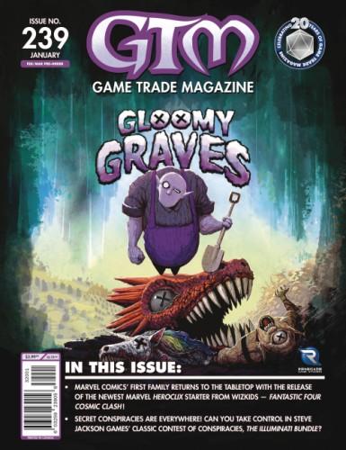 GAME TRADE MAGAZINE EXTRAS #241