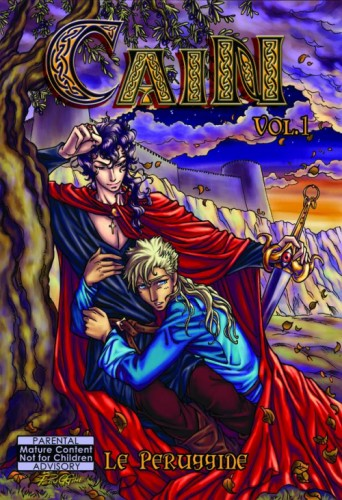 CAIN GN VOL 01 (OF 3)