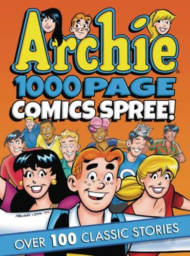 ARCHIE 1000 PAGE COMICS SPREE TP