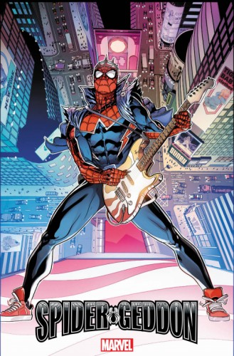 SPIDER-GEDDON #1 (OF 5) SLINEY SPIDER-PUNK VAR