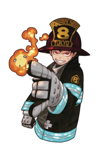FIRE FORCE GN VOL 17