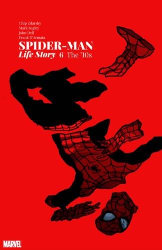 SPIDER-MAN LIFE STORY #6 (OF 6) 2ND PTG VAR