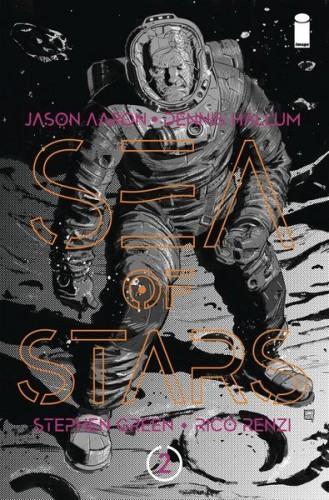SEA OF STARS #2 2ND PTG