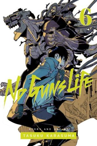 NO GUNS LIFE GN VOL 06