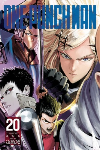 ONE PUNCH MAN GN VOL 20