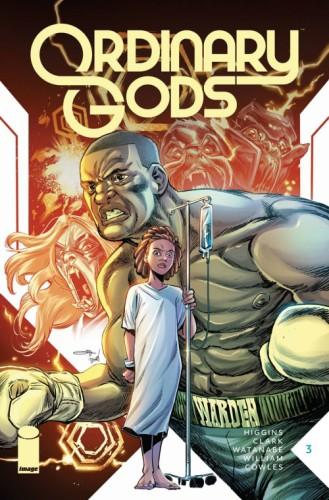 ORDINARY GODS #3 2ND PTG