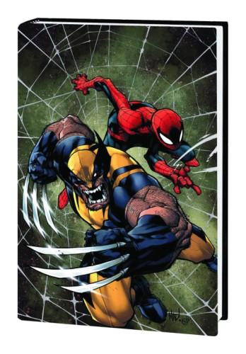 SPIDER-MAN AND WOLVERINE BY WELLS AND MADUREIRA HC