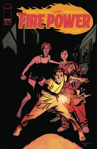 FIRE POWER BY KIRKMAN & SAMNEE #2