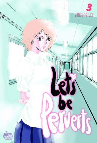 LETS BE PERVERTS VOL 3 GN