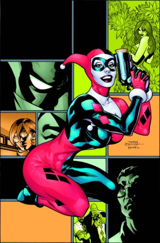 HARLEY QUINN NIGHT AND DAY TP
