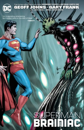 SUPERMAN BRAINIAC TP NEW ED