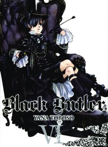 BLACK BUTLER TP VOL 06