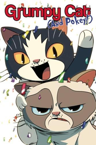GRUMPY CAT & POKEY HC