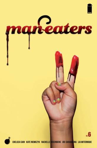 MAN-EATERS #6 CVR B MITERNIQUE